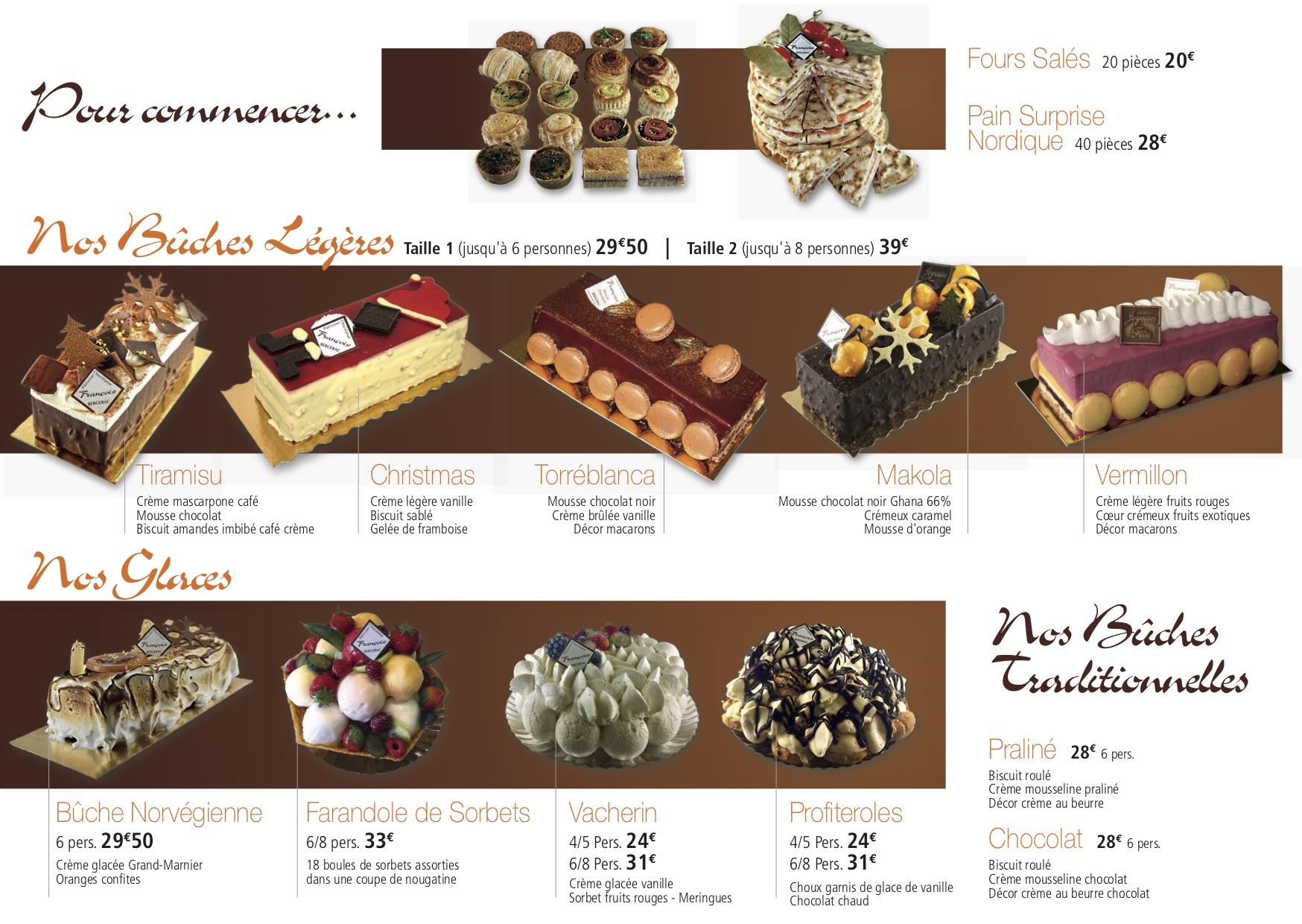 Dépliant Desserts Noël François 11-2019 2